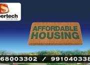 Supertech Basera Affordable Housing @ 8468003302