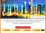 WTC Gift City Booking Available Call @ +91-9560090072