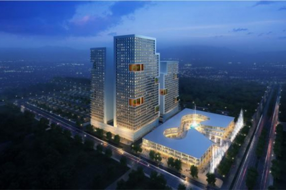 Buy luxury flats in dasnac jewel of noida sector-75