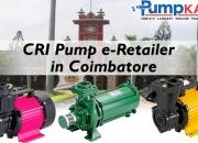 CRI Pump Dealers in Coimbatore