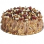 Winni.in provides this a delicious chocolate cake loaded with lots n lots of nuts,choco chips and jelly.  special winni rocky cake for big celebration. so good that you'll skip other items. best quality rocky cake you remember for a long time. baked to per