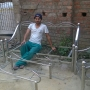 Steel Furniture,bed,chair