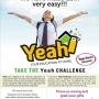 TAKE THE Yeah CHALLENGE
