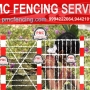 PMC FENCING CONTRACTORS IN CHENNAI FENCING SERVICE