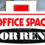 There is a 2000 sqft office space for rent in the heart of the city