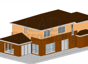 Architectural Residential Projects by CAD Outsourcing Services India