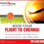 Get The Cheapest Fare For Your Flights To Chennai with cheapairetickets.in