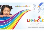 Littleoaks play school in a s rao nagar hyderabad