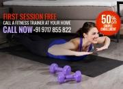 Personal fitness trainer - doorstep fitness plan