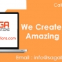 Professional Web Design Services Hyderabad - Saga Biz Solutions