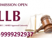 Llb 2015 non-attending regular admission open | regular llb from ugc & bci approved univer