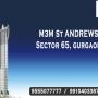 M3M St. Andrews Sector 65 Gurgaon @ 9555077777