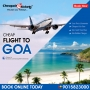 Pleasurable Goa Trip With Cheap Flight Tickets