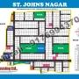 plot for sale at thiruvallur in st johns nagar