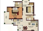 Best luxury apartment in Ghaziabad NH 24. Call 8010201701.