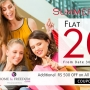 Summer Special - Get Flat 20% OFF on All Home Linen Products | Limited Time Offer
