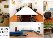 Dedicated & virtual office space  in koramangala @ golden square
