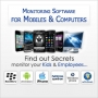 Cell phone tracking software