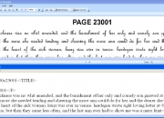 Image to word / notepad typing services.