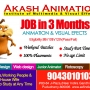 No.1 Animation Insitute And 100% job placement