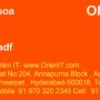 Oracle SOA Training in Hyderabad,Oracle SOA training institutes.