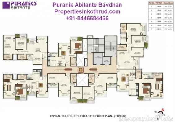 Puranik abitante by puranik builders