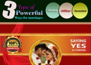 Your best profile regarding marriage is waiting here