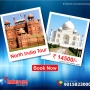 Amazing North india Summer tour Packages at Rs 14500 for 05N/06D