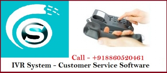 Ivr system - customer service software solution