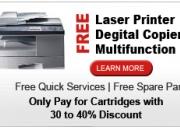 Rent a printer, copier, copy machine at rs.2200
