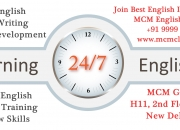 Spoken English Coaching in Delhi,To Learn English Online and Offline Join Delhi Best Engli