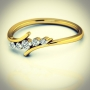 0.10 Carat Certified Diamond Ring Only For Rs.11110
