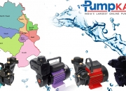 Monoblock Pumps Dealers in Delhi