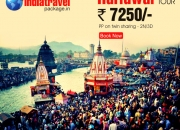 Rishikesh Haridwar tour Package at Rs 7250 for 02N/03D