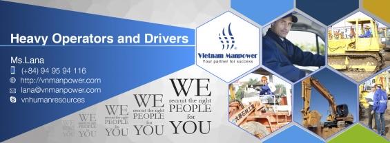 Vietnam drivers