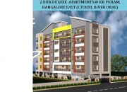 2bhk flat for sale in Kr puram bangalore