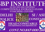 Delhi police (s.i) coaching institute