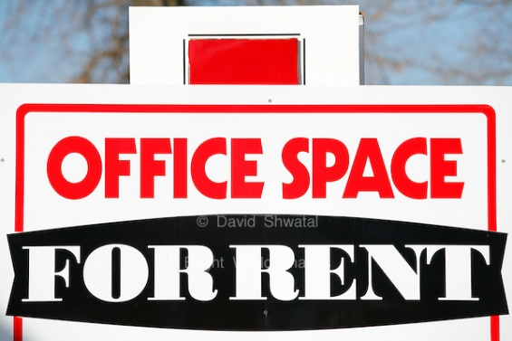 Ground and 1st floor space available for rent at lavelle road