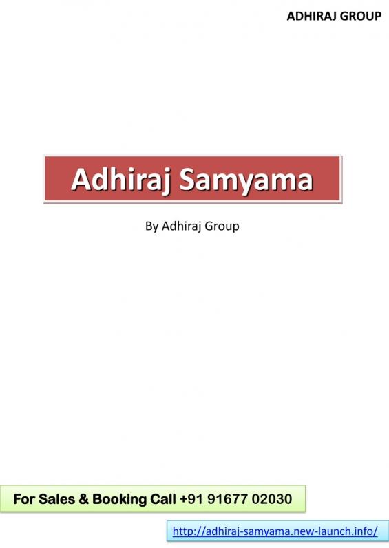 New launch adhiraj samayama by adhiraj contruction pvt. ltd, in kharghar