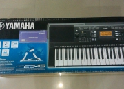 New YAMAHA PSR e343 keyboard with BILL WARRANTY - Chennai
