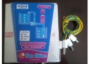 Water flow controller sensors