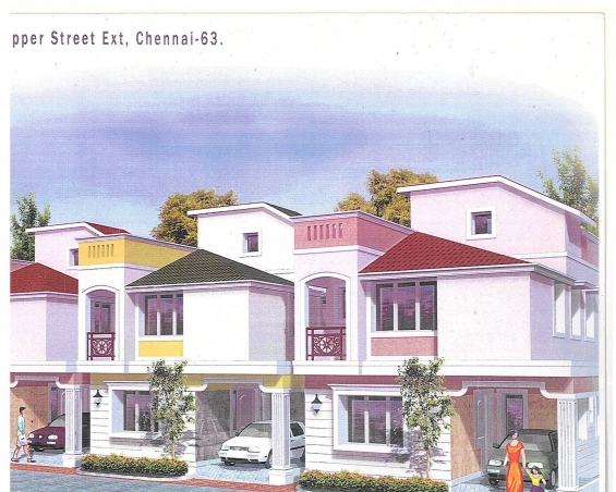 Individual houses in perungalathur