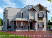3 and 4 BHK Villas, chenkottukonam