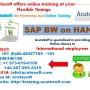 SAP BW on HANA | SAP BW on HANA Online Training at Acutesoft