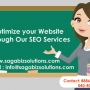 SEO Services in Hyderabad - Saga Biz Solutions