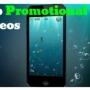 App prom video creation