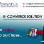 E-Commerce Solution Website Design In India