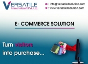 E-Commerce Solution Website Design In India