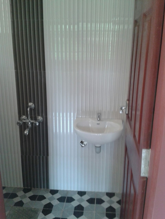 Attached bathroom