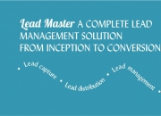 Lead master |  lead management software |    lead management | lead capturing